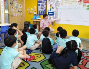 COMPASS LESSON PLAN KINDERGARTEN: CONNECTING LIKES AND INCLINATIONS TO HAPPINESS AND VALUES